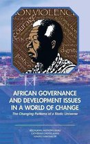 African Governance and Development Issues in a World of Change