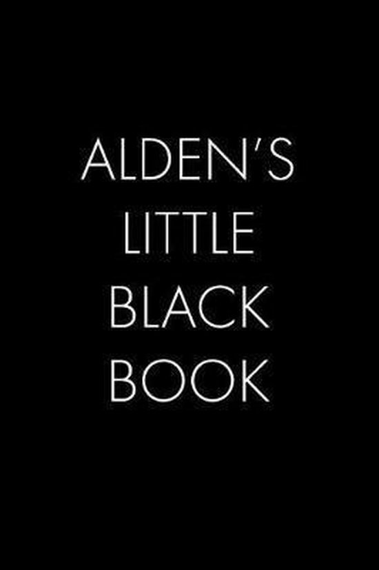Alden's Little Black Book