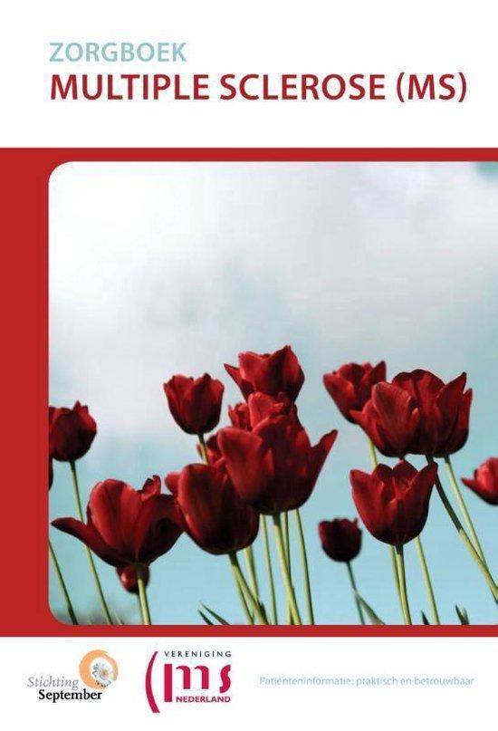Cover van het boek 'Multiple sclerose (MS)'