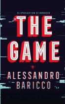 Boek cover The game van Alessandro Baricco (Hardcover)