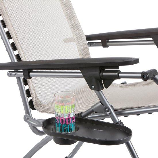 Lafuma Bekerhouder - voor Relaxstoel of Campingstoel
