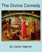 Boek cover The Divine Comedy van Dante Alighieri (Onbekend)