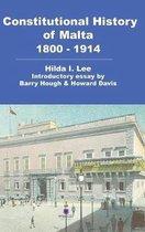 Constitutional History of Malta 1800-1914