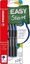 STABILO EASYoriginal Navulling 0,5 mm Blauw - Doos 3 stuks