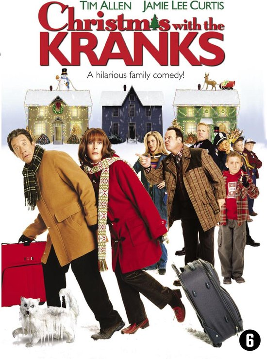 Cover van de film 'Christmas With The Kranks'