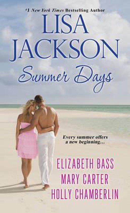 Boek cover Summer Days van Lisa Jackson (Paperback)