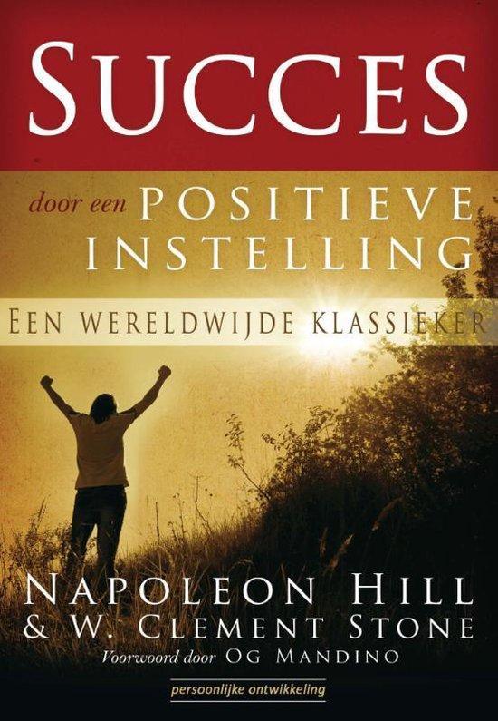 Afbeelding van Succes door een positieve instelling