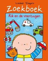 Rik - Zoekboek Rik en de voertuigen