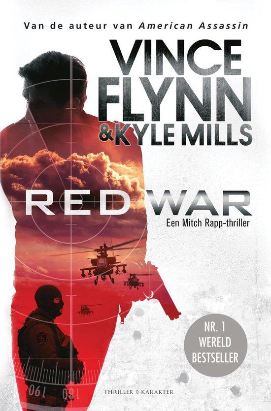 Red War - Vince Flynn pdf epub