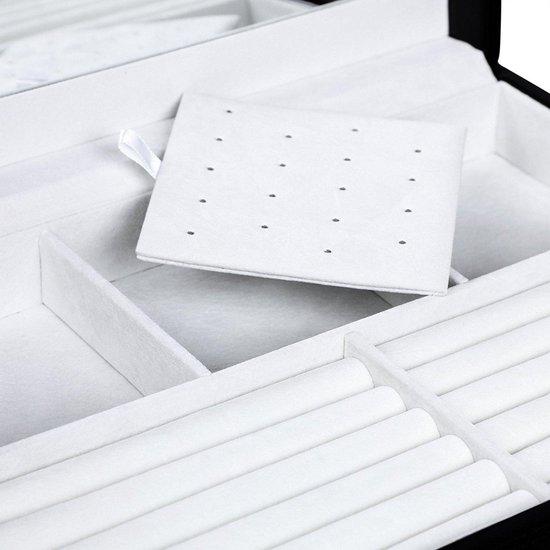Sieradenbox Met Spiegel - XXL
