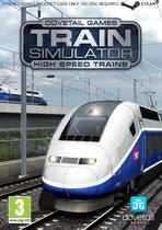 Train Simulator - High Speed Trains - Add-On - PC