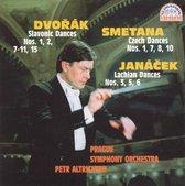 Dvorak, Smetana & Janacek: Dances