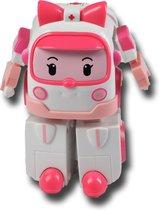 SCHOEN : Robocar Poli Transforming Robot - Amber