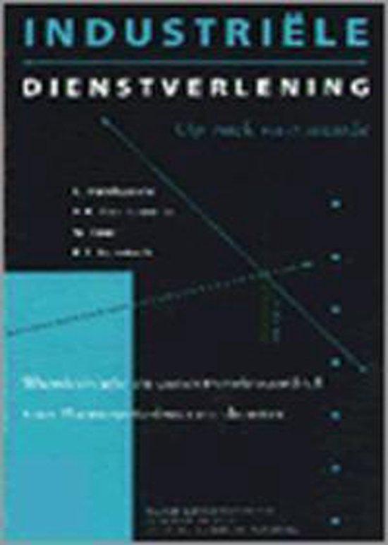 Industriele dienstverlening Op zoek naar waarde - P. Matthyssens pdf epub