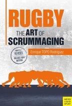 Boek cover Rugby van Enrique Topo Rodríguez