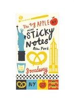 The Big Apple Mini Sticky Notes