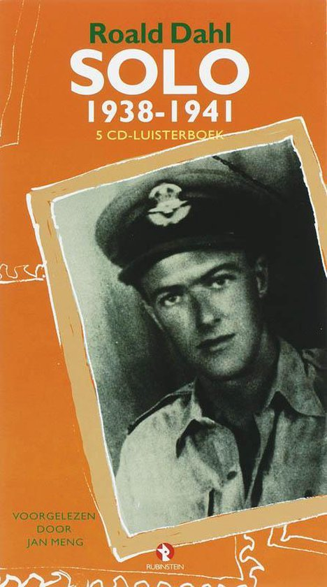 Solo 1938-1941 (luisterboek) - Roald Dahl |