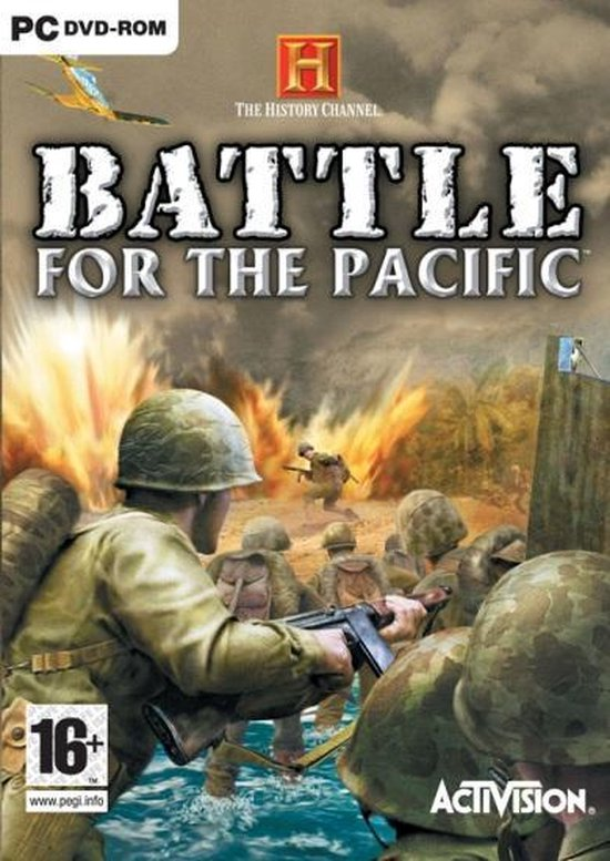 History Channel – Battle For The Pacific