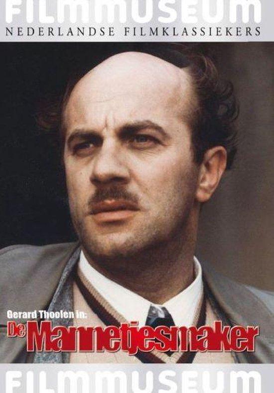Cover van de film 'De Mannetjesmakers'