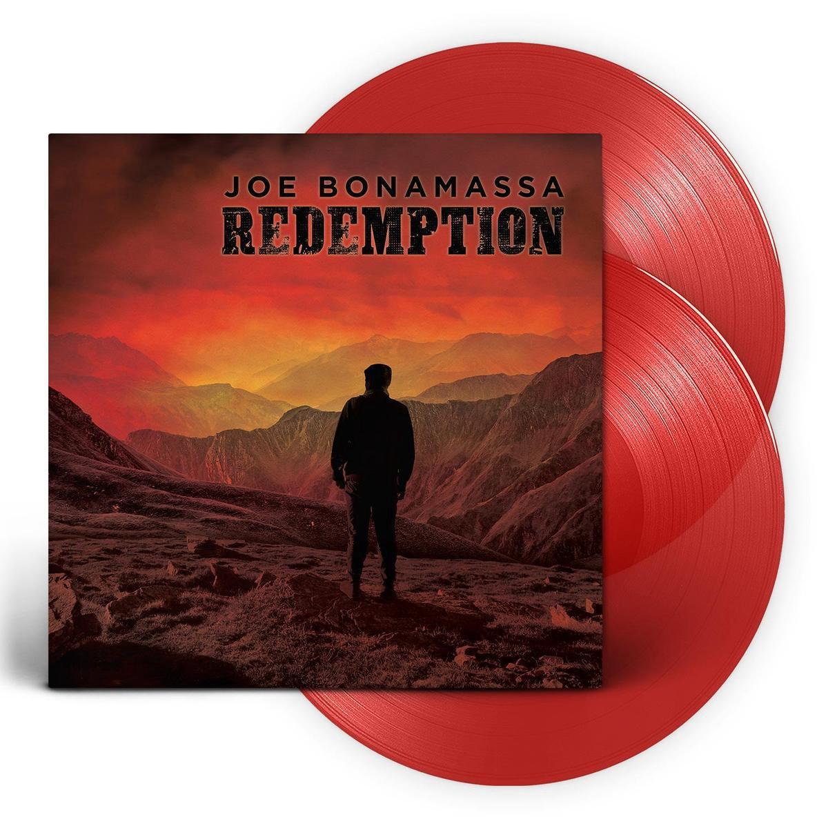 Redemption (Limited Coloured Vinyl) (LP) - Joe Bonamassa