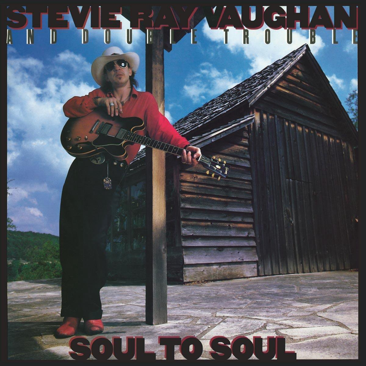 Soul To Soul (LP) - Stevie Ray Vaughan