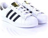 adidas Superstar J Sneakers - Ftwr White/Core Black/Ftwr White - Maat 36.5