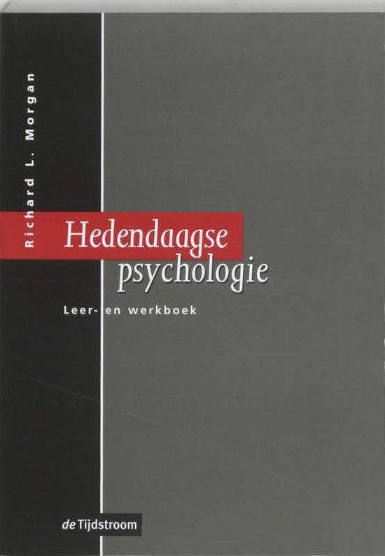 Hedendaagse Psychologie - Richard L. Morgan | Readingchampions.org.uk