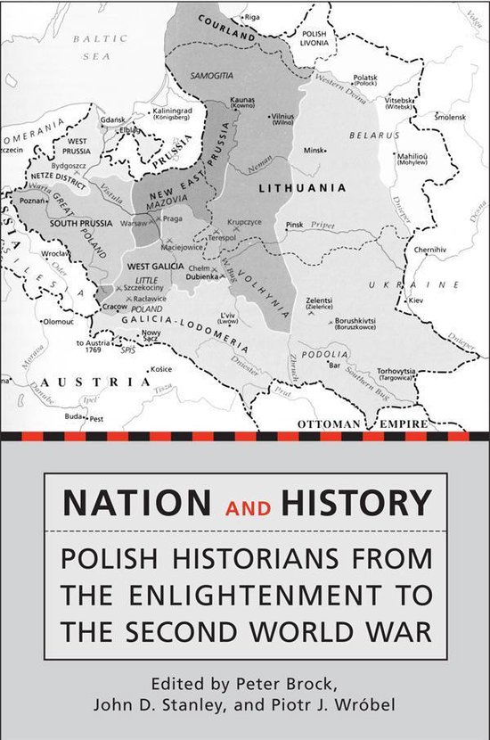 Boek cover Nation and History van  (Onbekend)