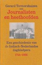 Boekomslag van 'Journalisten En Heethoofden'
