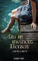 Boek cover Du in meinem Herzen van Pisel, Angela