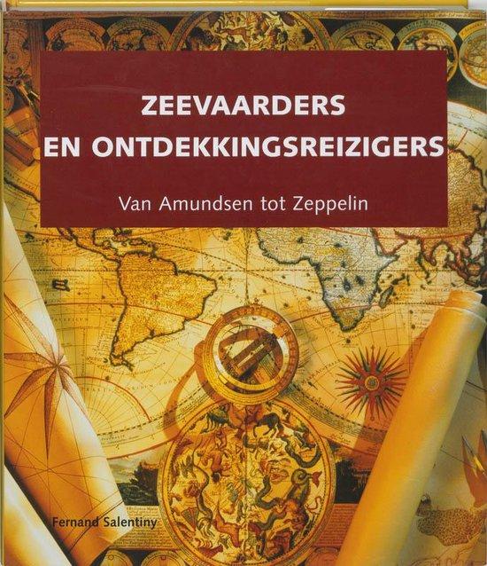 Zeevaarders En Ontdekkingsreizigers - Fernand Salentiny |