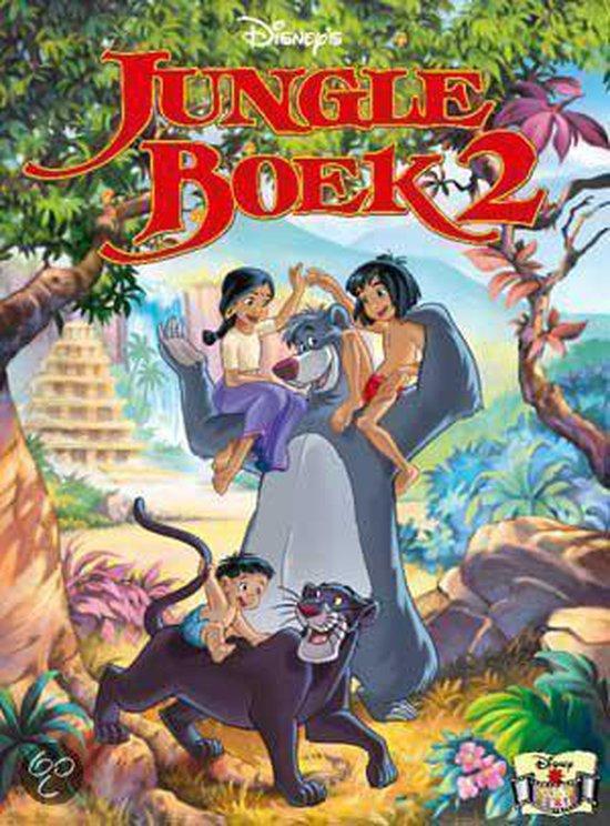 Filmstrip / 46 Junglebook 2 - Walt Disney Studio's  