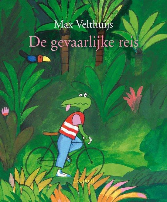 De gevaarlijke reis - Max Velthuijs  