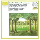 Vaughan Williams: Greensleeves, The Lark Ascending etc / Barenboim et al