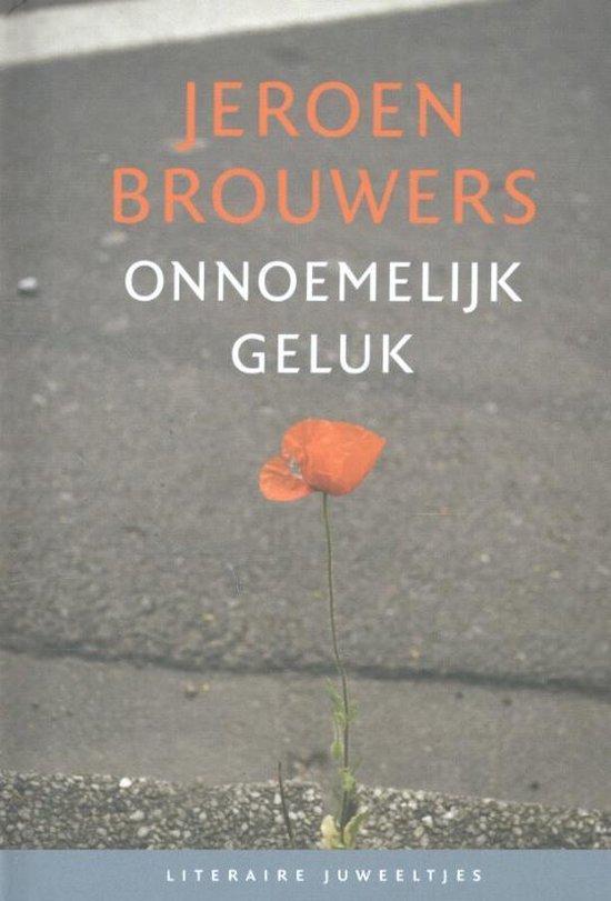 Literaire Juweeltjes - Onnoemelijk geluk - Jeroen Brouwers |