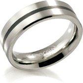 Boccia Titanium 0101-14 Ring - Titanium - Bicolor