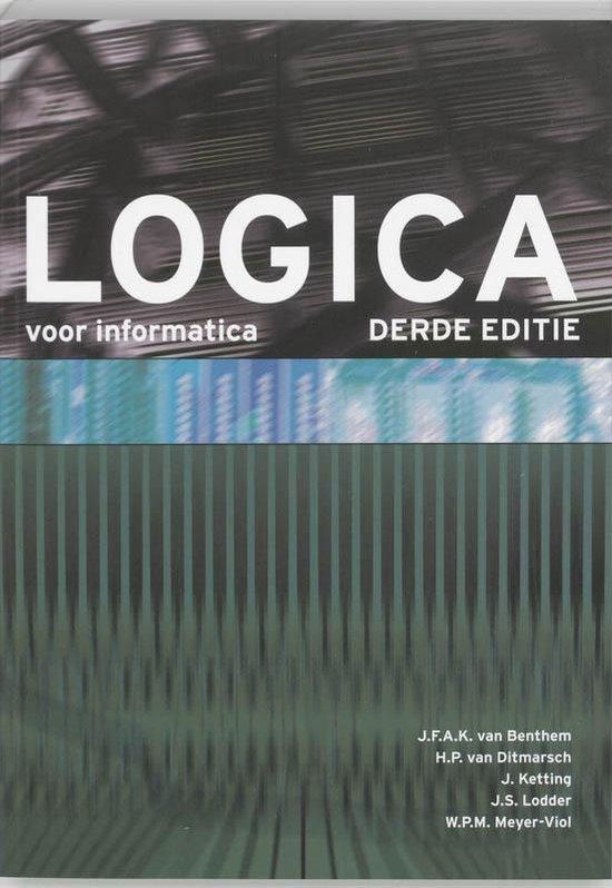 Logica Voor Informatica - Johan van Benthem |
