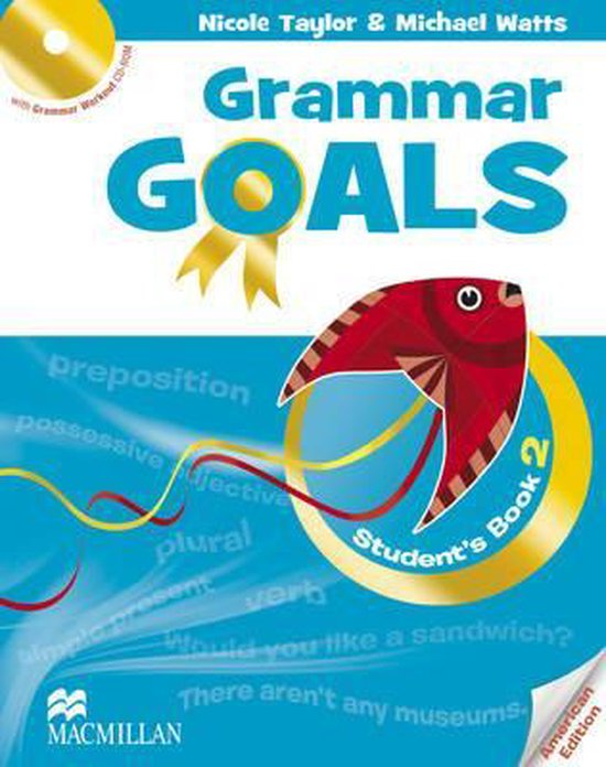 American Grammar Goals Level 2 Student's Book Pack