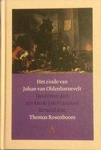 Einde Van Johan Van Oldenbarnevelt