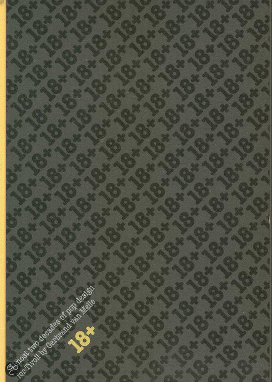 Cover van het boek '18+, two decades of pop design for Tivoli'