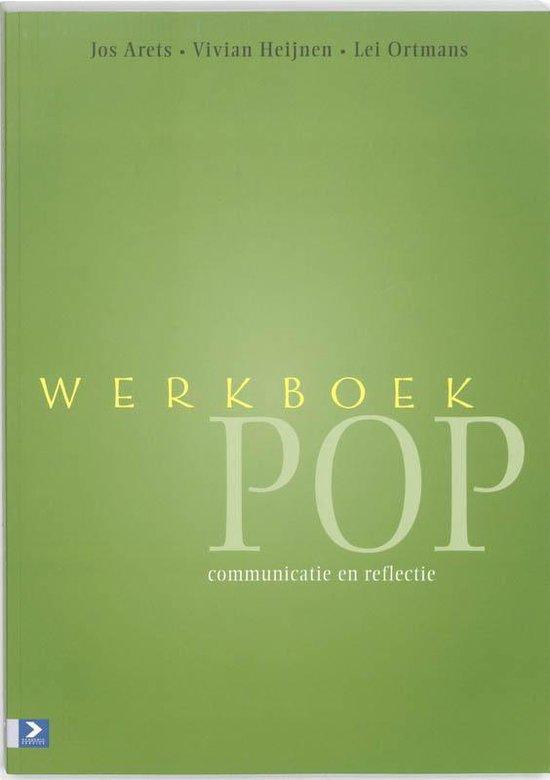 Werkboek POP - Jos Arets |