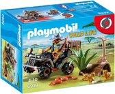 PLAYMOBIL Wild LifeStroper met quad - 6939