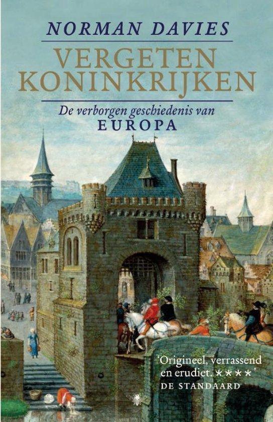 Boek cover Vergeten koninkrijken van Norman Davies (Paperback)