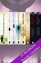 10 boeken Bernie Gunther