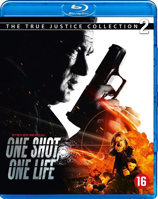 Cover van de film 'One Shot One Life'