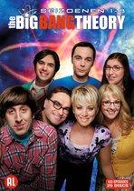 The Big Bang Theory - Seizoen 1 t/m 8