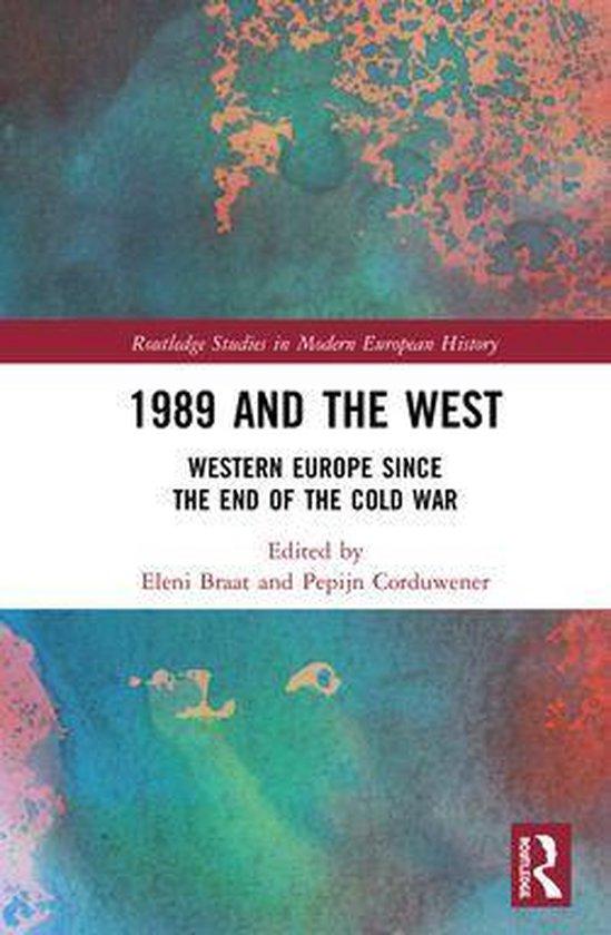 Boek cover 1989 and the West van  (Onbekend)