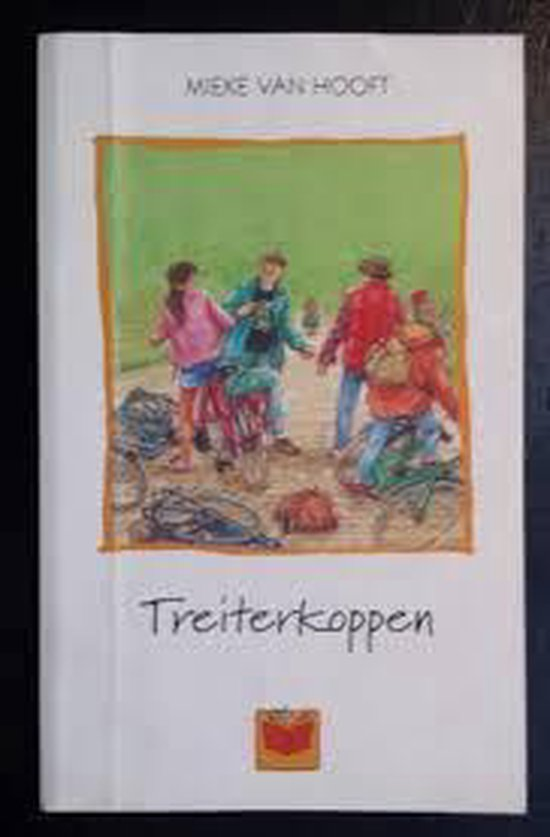 Treiterkoppen - M. van Hooft |