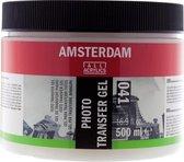 Amsterdam foto transfer gel flacon 500ml