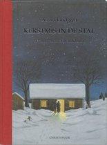 Boek cover Kerstmis in de stal van Astrid Lindgren (Hardcover)